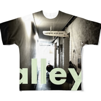 alley-1 Full graphic T-shirts