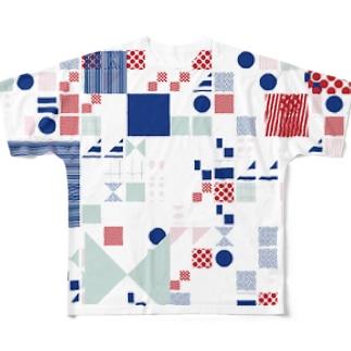 _02 フルグラフィックTシャツ