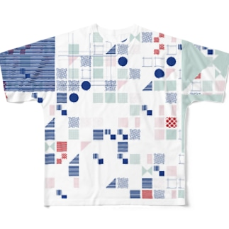 _03 Full graphic T-shirts