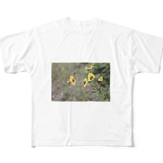 なついろ Full graphic T-shirts