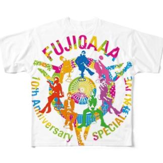 AAA/富士急ライブTシャツ Full graphic T-shirts