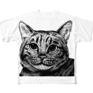 チャチャ Full graphic T-shirts