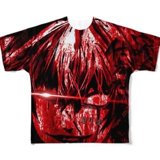 キリハーン様 Full graphic T-shirts
