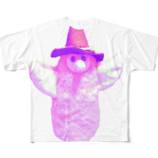 ディスコピーヨ Full graphic T-shirts