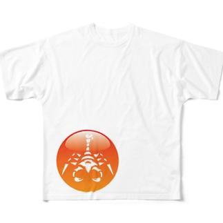 覇天会のグッズ6 Full graphic T-shirts
