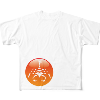 hatenkaiの覇天会のグッズ6 Full graphic T-shirts