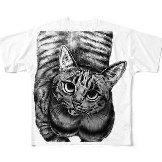 チャチャ フルグラフィックTシャツ