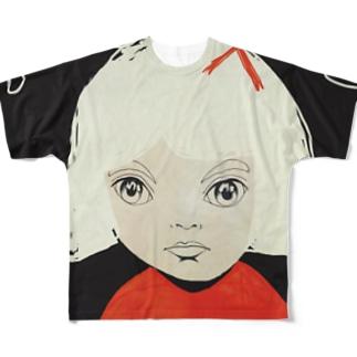 ジィー フルグラフィックTシャツ