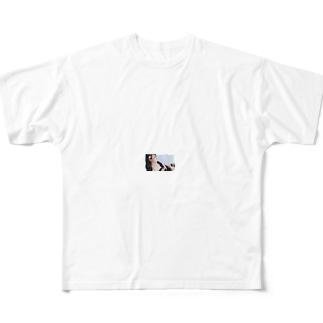 自分の責任ではない事をすぐに認識させてあげましょう Full graphic T-shirts