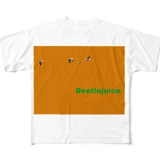 Beetlejuice Full graphic T-shirts