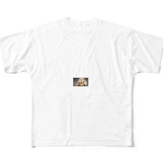 勃起を抑える方向に働く物質をブロックする阻害剤 Full graphic T-shirts