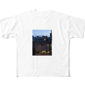 my sweet home Full graphic T-shirts
