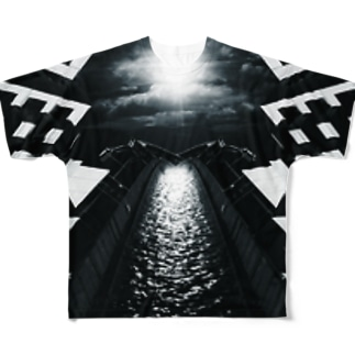 PAYOFF Full graphic T-shirts