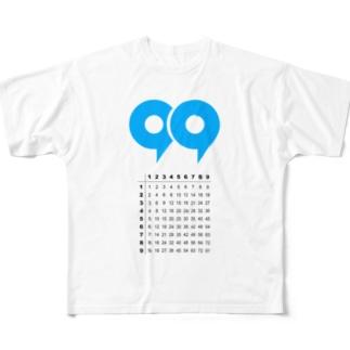 99 Full graphic T-shirts
