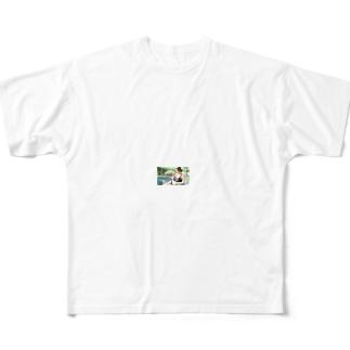 女性用媚薬の効果について Full graphic T-shirts