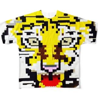 ブロトラT Full graphic T-shirts
