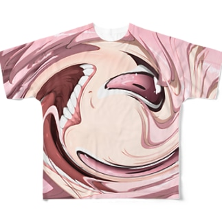 口内 Full graphic T-shirts