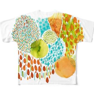 353 フルグラフィックTシャツ