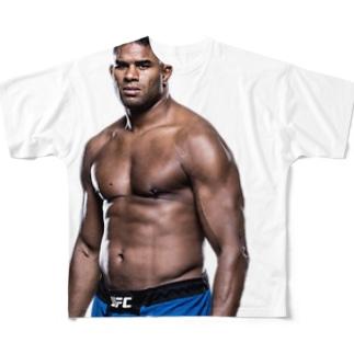 アリスターオーフレイム Full graphic T-shirts