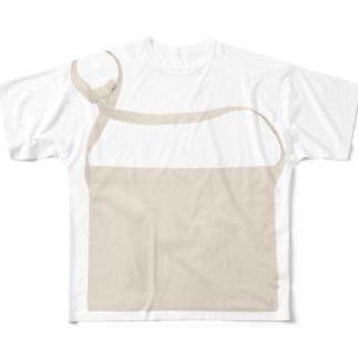 サコッシュ フルグラフィックTシャツ