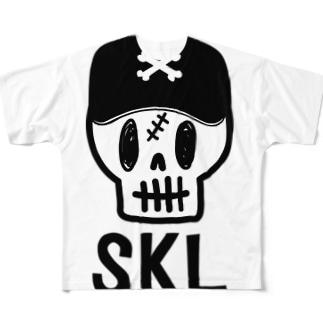 SKL Full graphic T-shirts