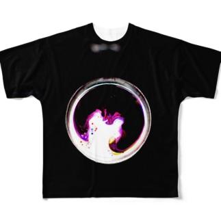 dyebirth_002 フルグラフィックTシャツ