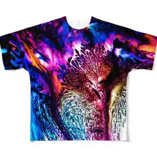 dyebirth_004 フルグラフィックTシャツ