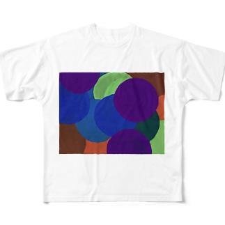 男の子 フルグラフィックTシャツ