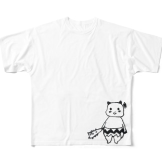 小鬼 Full graphic T-shirts