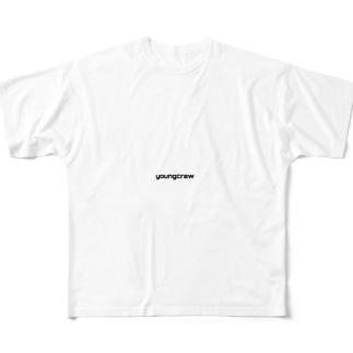 yy フルグラフィックTシャツ