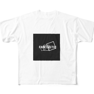 FANTASTIC フルグラフィックTシャツ