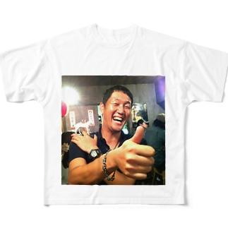 売上アップ間違い無し! Full graphic T-shirts