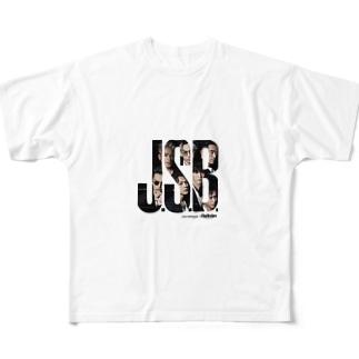 三代目J Soul Brothers Full graphic T-shirts