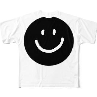 smile フルグラフィックTシャツ