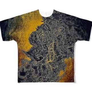 鈍噸雲 Full graphic T-shirts