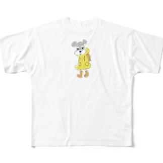 momopu! Full graphic T-shirts