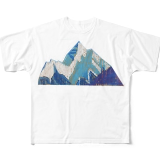 mountain Full graphic T-shirts