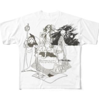 Orc vs. Kids フルグラフィックTシャツ