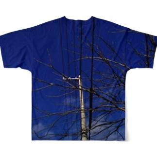 晴天 Full graphic T-shirts