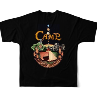 CAMP Full graphic T-shirts