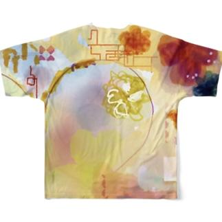 Pastel Apple Full graphic T-shirts