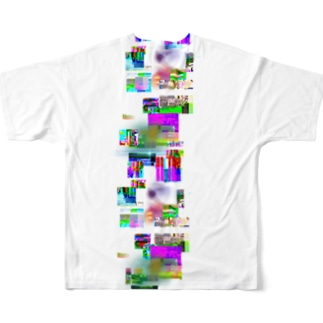 line-T Full graphic T-shirts