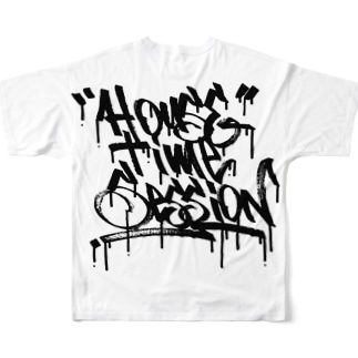 HTS Full graphic T-shirts