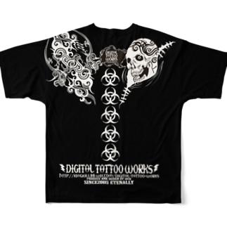 Resident Evi All-Over Print T-Shirt