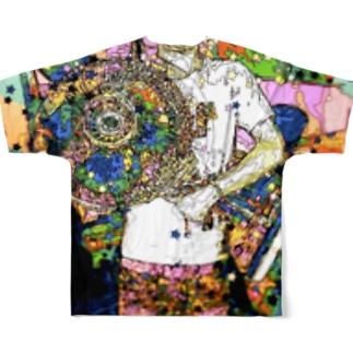 派手なシャツ Full graphic T-shirts