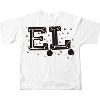 EasyLee2 Full graphic T-shirts