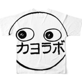 カヨラボくん Full graphic T-shirts