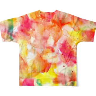 TROPICAL Full Graphic T-Shirt