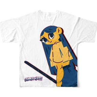 親友指定だよ Full graphic T-shirts