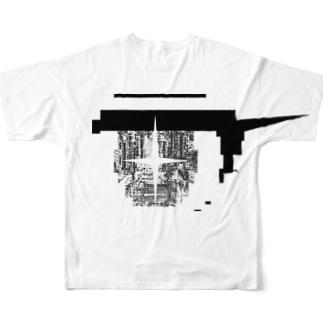 お見通しTシャツ Full graphic T-shirts